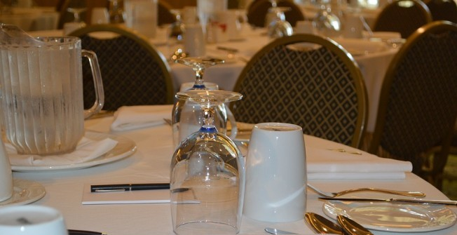 Corporate Event Planning in Marionburgh